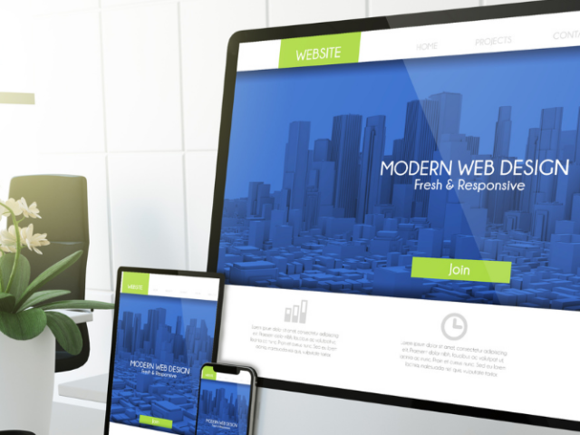 What should a modern website design look like?